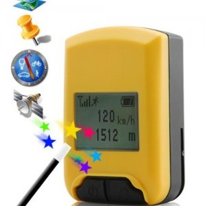 Waterproof Mini Global GPS Data Logger + GPS Receiver + Distance Monitor